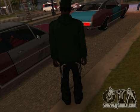 Market sports garments for GTA San Andreas forth screenshot