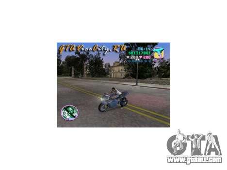 Ducatti 996 for GTA Vice City