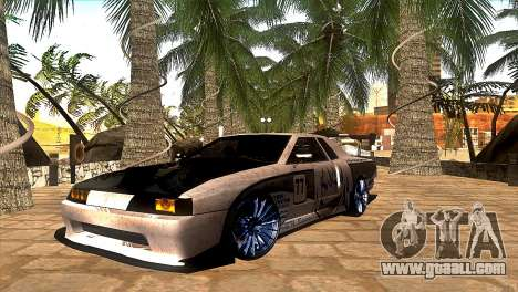 Elegy BN Nismo Sports for GTA San Andreas