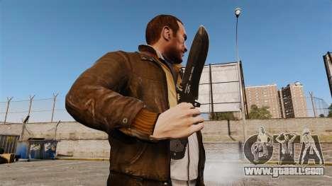 Tactical knife v6 for GTA 4