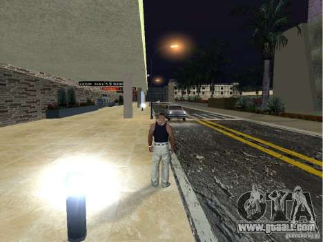 The new airport, Los Santos for GTA San Andreas forth screenshot