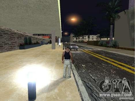 The new airport, Los Santos for GTA San Andreas forth screenshot