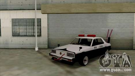 Nissan Skyline Bosozoku for GTA San Andreas