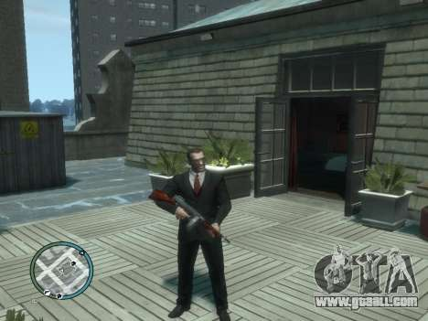 Thompson for GTA 4