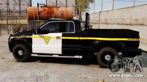 Ford F-150 v3.3 State Trooper [ELS & EPM] v2 for GTA 4 left view