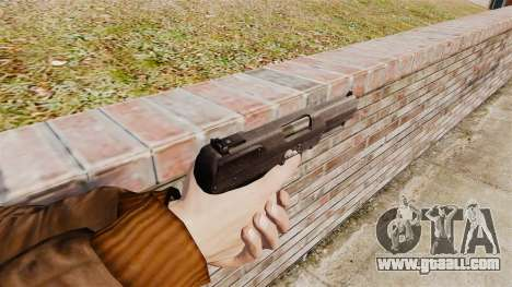 Self-loading pistol FN Five-seveN v2 for GTA 4 second screenshot