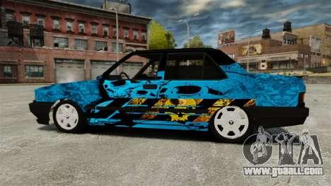 Tofas Dogan Kaplama for GTA 4 left view