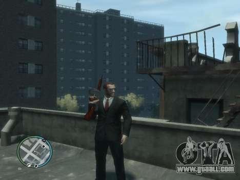Thompson for GTA 4 third screenshot