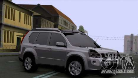 Nissan X-Trail 2007 for GTA San Andreas
