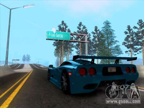 Mosler MT900S 2010 V1.0 for GTA San Andreas right view