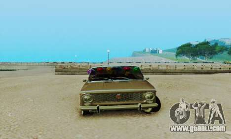 VAZ 2101 Convertible for GTA San Andreas left view