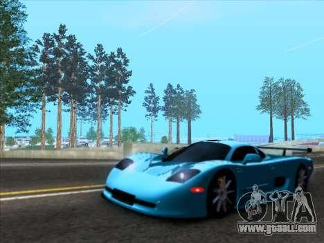 Mosler MT900S 2010 V1.0 for GTA San Andreas