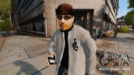 Updated MP3 player for GTA 4