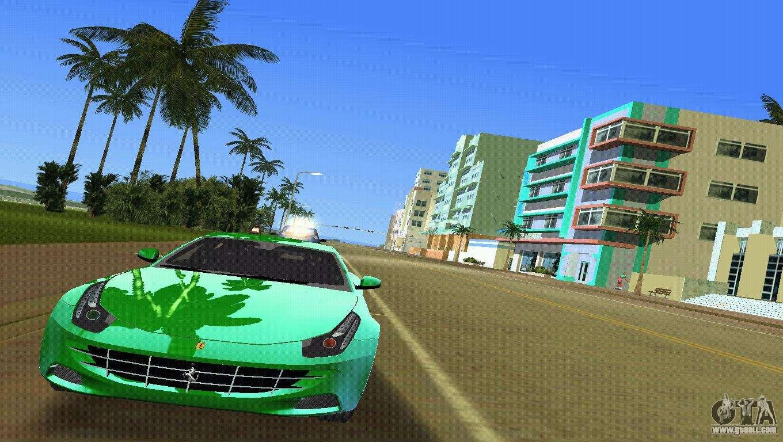 Ferrari FF 2011 for GTA Vice City