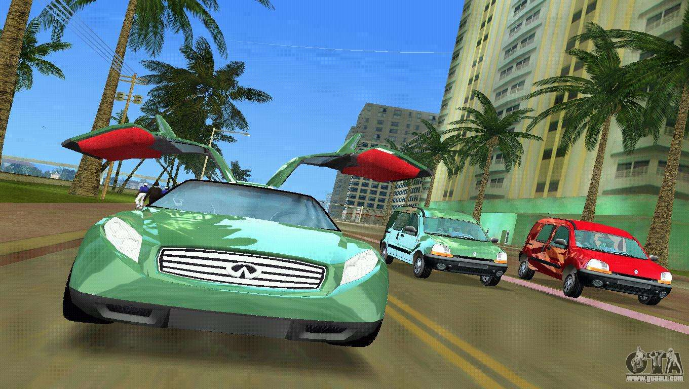 Gta Vice City Rancher Car Location