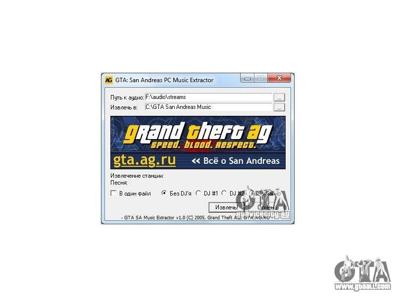 gta sa radio songs download
