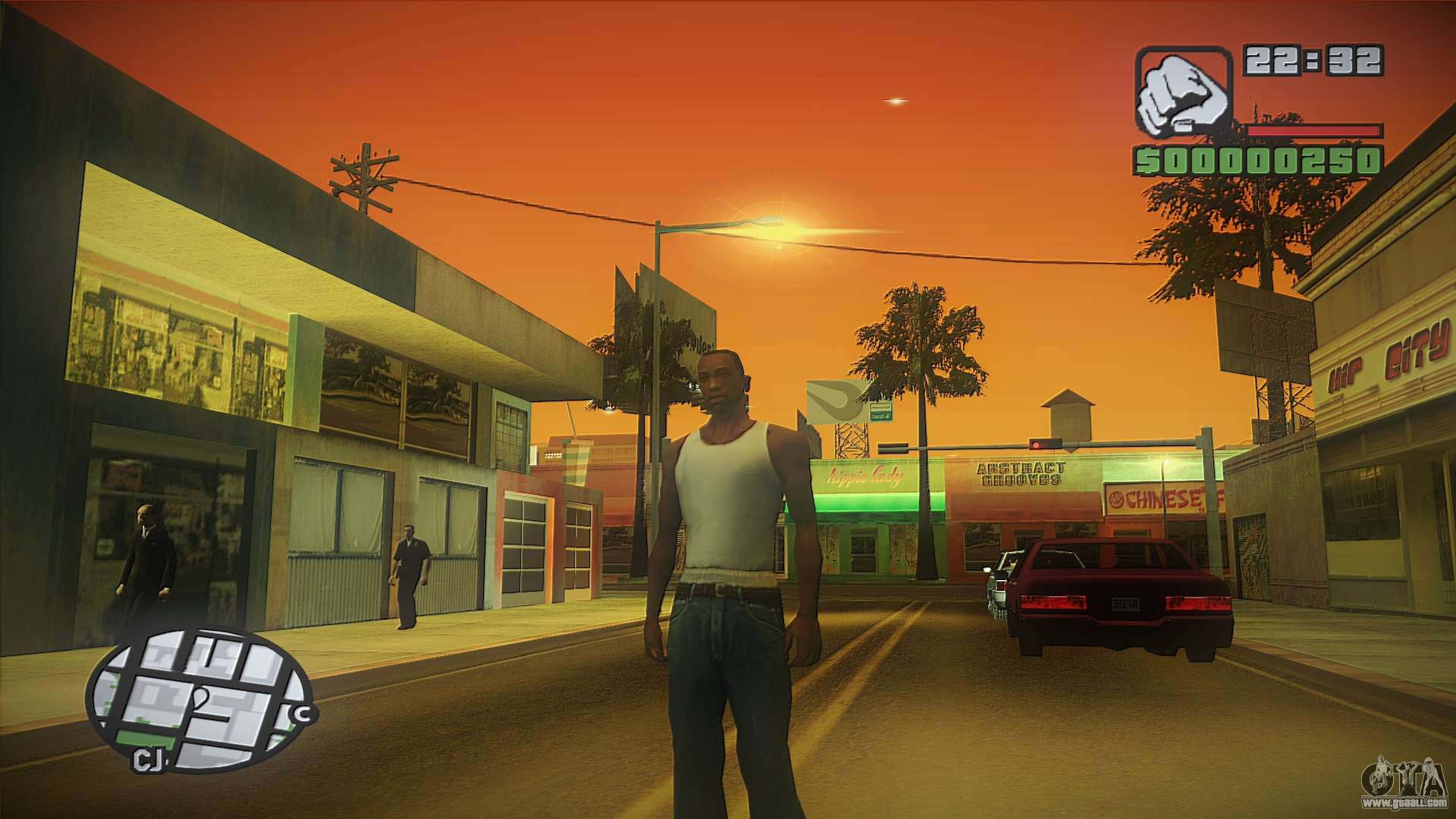 Grand Theft Auto: San Andreas - Download