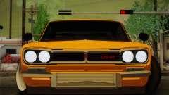 Nissan Skyline 2000GT-R Hoon for GTA San Andreas