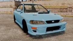 Subaru Impreza WRX STI 5 Domestic Drifter 1999