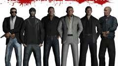 Russian Crime Community for GTA San Andreas