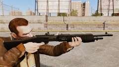 Auto tactical shotgun SPAS 12 for GTA 4