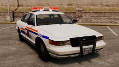 The Royal Canadian Mounted Police for GTA 4