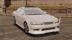 Toyota Mark II 1990 v2 for GTA 4