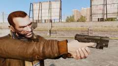 Walther P99 semi-automatic pistol v1