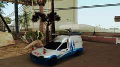 Chevrolet Combo Gasco for GTA San Andreas