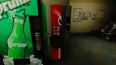The Office vending machine Nescafe