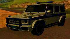 Mercedes-Benz G65 AMG 2013 for GTA San Andreas
