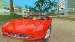 Ferrari 612 Scaglietti 2005 for GTA Vice City