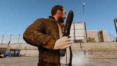 Tactical knife v6