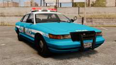 LCPD Police Cruiser for GTA 4