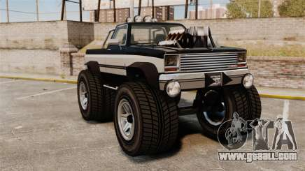 Monster Truck for GTA 4