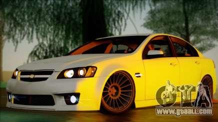 Chevrolet Omega for GTA San Andreas