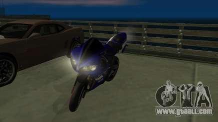 Yamaha R1 for GTA San Andreas
