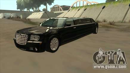 Chrysler 300C Limo 2006 for GTA San Andreas