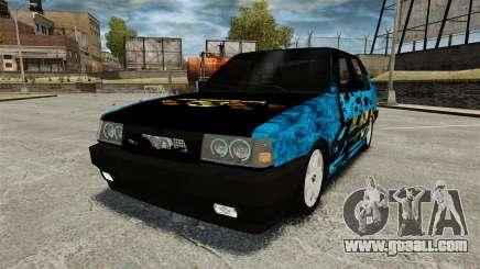 Tofas Dogan Kaplama for GTA 4