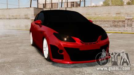 SEAT Ibiza for GTA 4