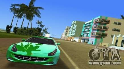 Ferrari FF 2011 for GTA Vice City
