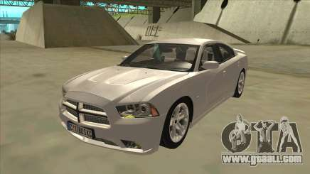 Dodge Charger RT 2011 V2.0 for GTA San Andreas