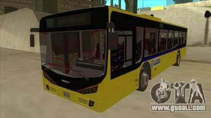 Bus Line 88 Novi Zeleznik for GTA San Andreas