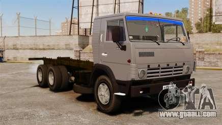 KAMAZ-53212 v1.4 for GTA 4