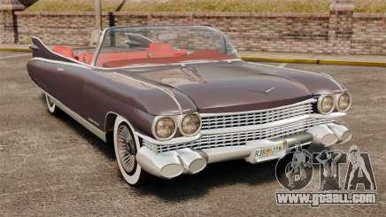 Cadillac Eldorado 1959 v1 for GTA 4