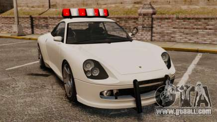 Police Comet for GTA 4