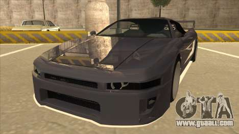 DoTeX Infernus V6 History for GTA San Andreas