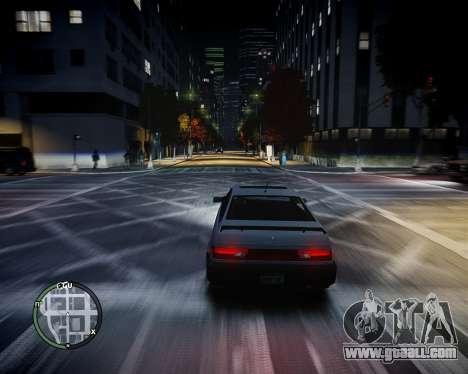BiXenon v2.0 for GTA 4 third screenshot