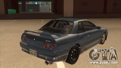 Nissan Skyline GT-S32 Drifter Edition for GTA San Andreas right view