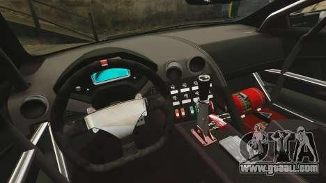 Lamborghini Reventon Body Kit Final for GTA 4 inner view